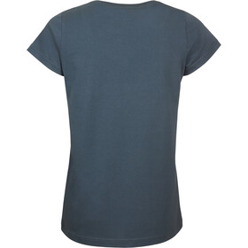 Elkline Natürlich Camiseta Mujer, darkblue